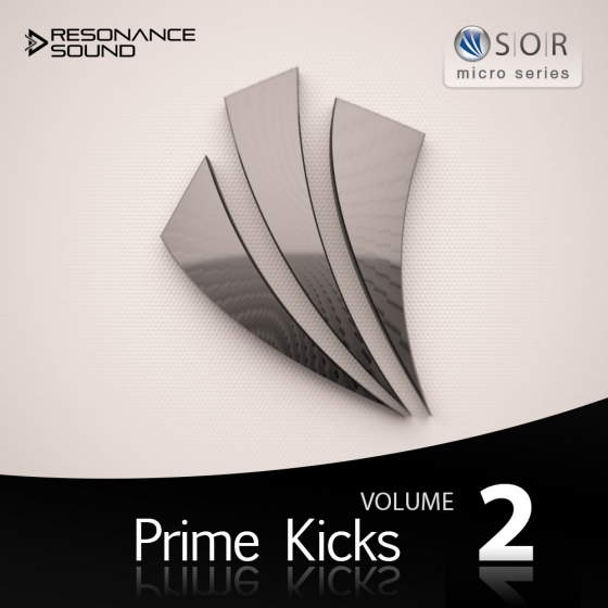 Resonance Sound SOR Prime Kicks Vol.2 MULTiFORMAT-AUDIOSTRiKE