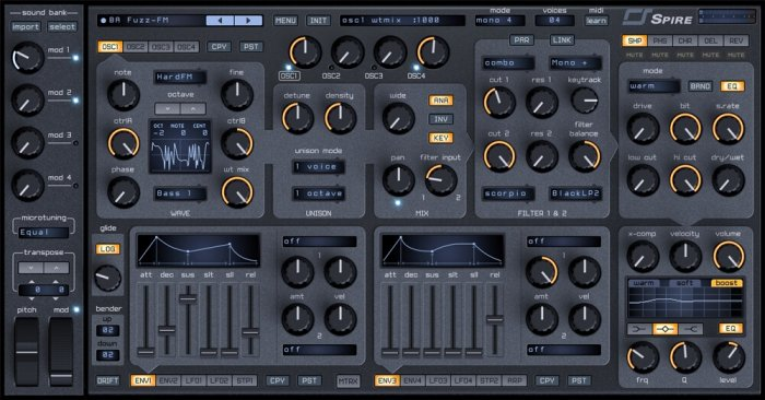 Reveal Sound Spire v1.1.2 MacOSX-PiTcHsHiFTeR