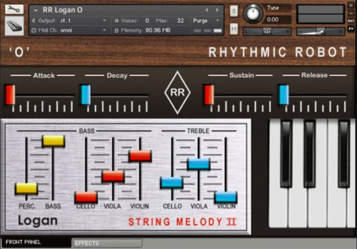 Rhythmic Robot Audio Logan KONTAKT