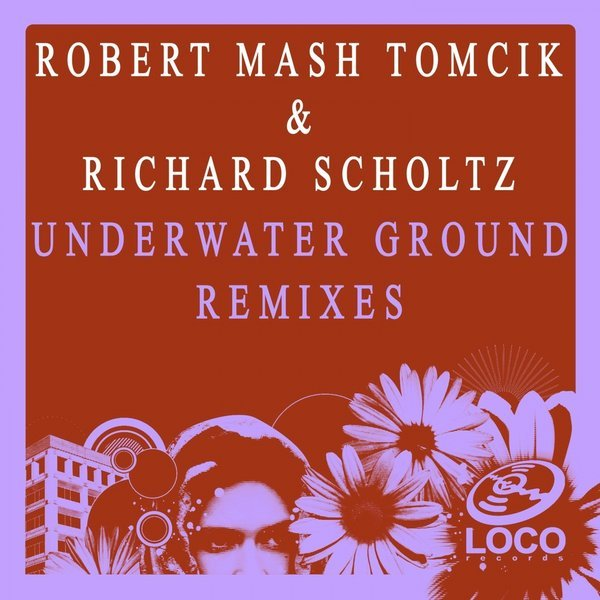 Richard Scholtz & Robert Mash Tomcik - Underwater Ground [LRD088]