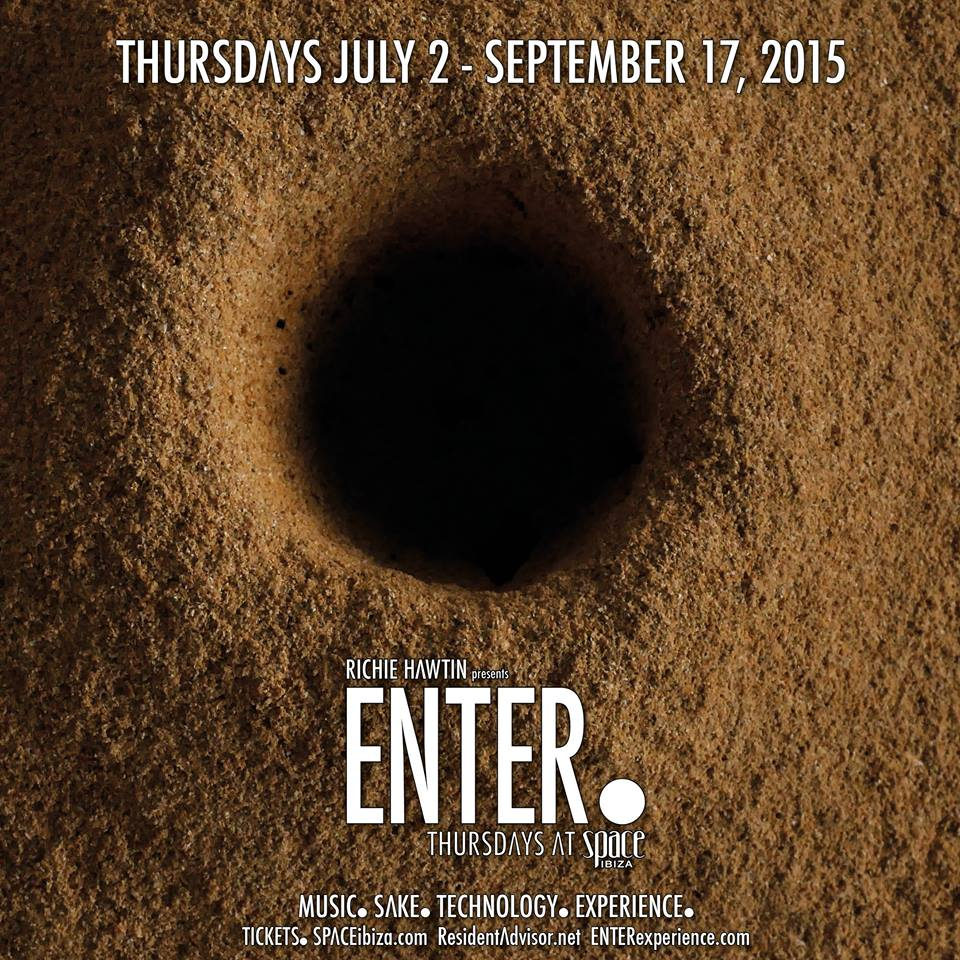VA - Richie Hawtin – Enter Ibiza 2015 [ENTER2015CD]