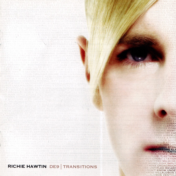 Richie Hawtin - DE9 Transitions [NoMu150CD]