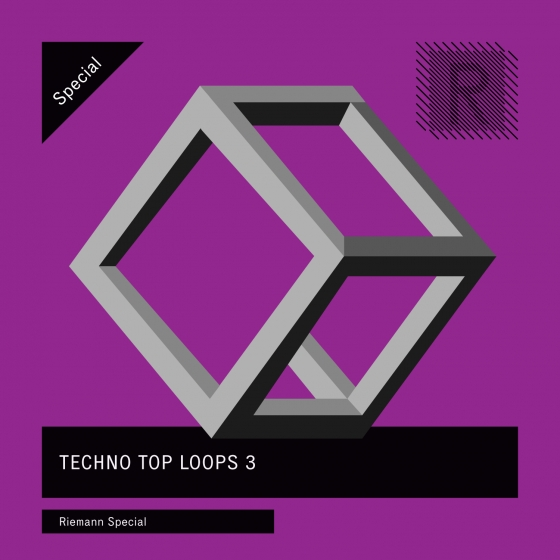 Riemann Techno Top Loops 03 WAV