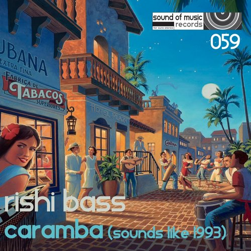 Rishi Bass - Caramba (Sounds Like 1993) [SOMR 059]