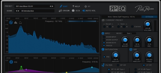 Rob Papen RP-EQ v1.0.0 MacOSX - HEXWARS