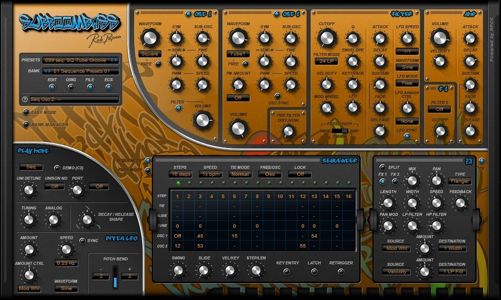 Rob Papen SubBoomBass v1.1.2g-R2R