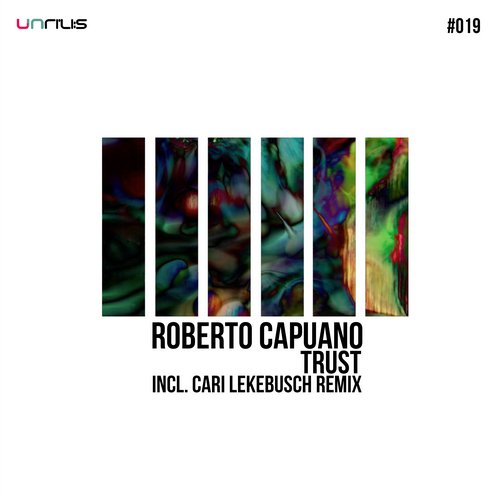 Roberto Capuano - Wilford EP [DC150]