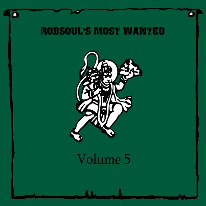 Robsoul's Most Wanted Vol. 5 [ROBSOULCD36]