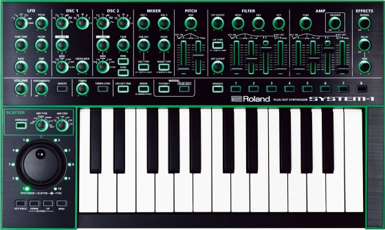Roland SYSTEM-1 Software Synthesizer v1.0.0 Incl.Keygen-R2R