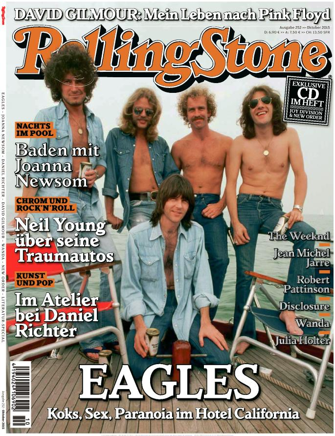 Rolling Stone Germany Oktober 2015