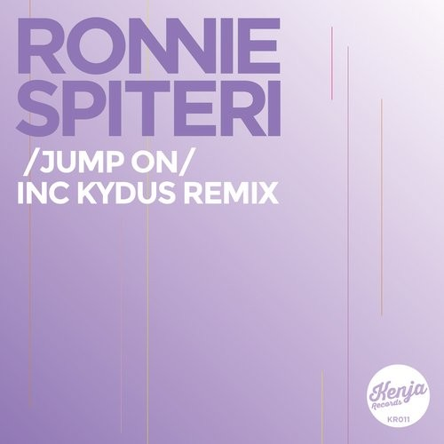Ronnie Spiteri – Jump On EP [KR011]