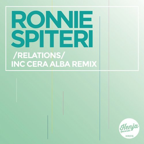 Ronnie Spiteri – Relations [KR016]