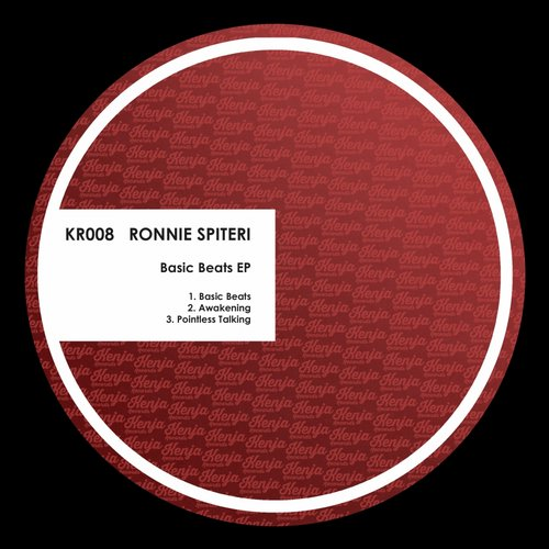 Ronnie Spiteri – Basic Beats EP [KR008]