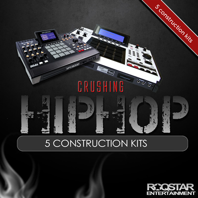 Roqstar Entertainment Crushing Hip Hop ACiD WAV-DISCOVER