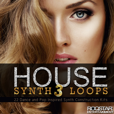 Roqstar Entertainment House Synth Loops Vol.3 ACID WAV-KRock