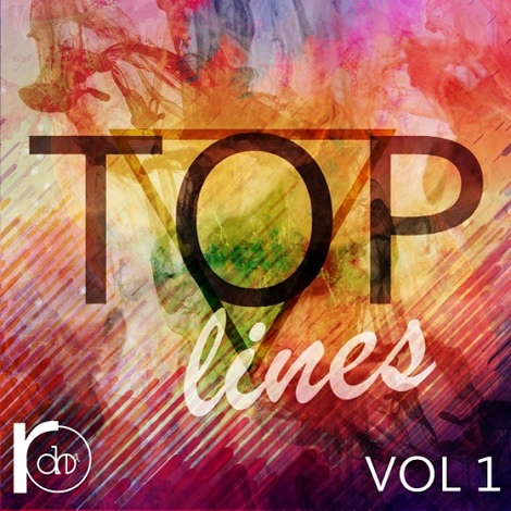 Roundel Sounds Top Lines Vol 1 WAV MiDi