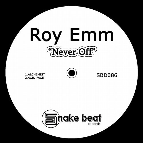 Roy Emm - Never Off Ep [SBD086]