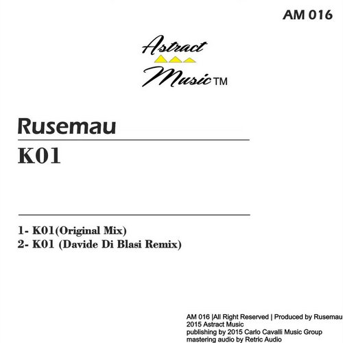 Rusemau – K01 [AM016]