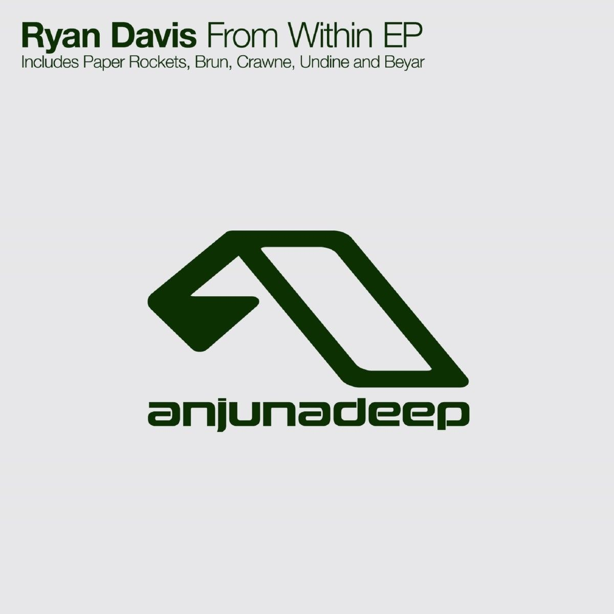 Ryan Davis – From Within [ANJDEE256D]