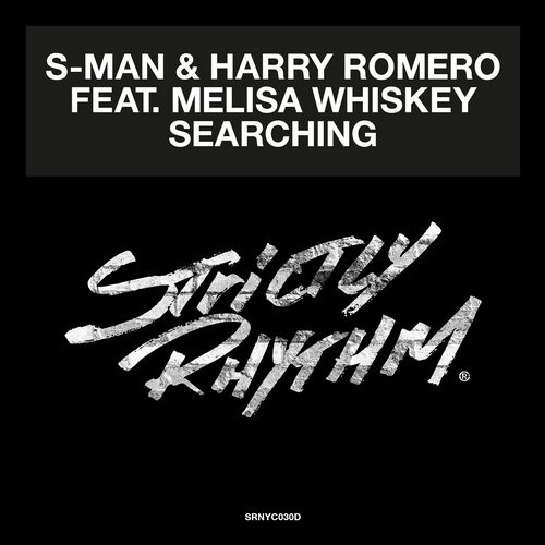 S-Man, Harry Romero, Melisa Whiskey - Searching [SRNYC030D]