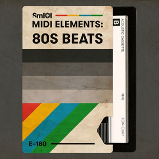 SM101 MIDI Elements 80s Beats MULTiFORMAT-AUDIOSTRiKE