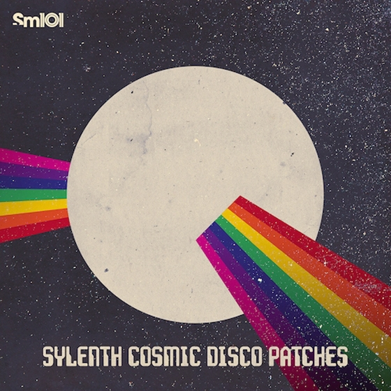 SM101 Sylenth Cosmic Disco Patches MiDi FXB-AUDIOSTRiKE