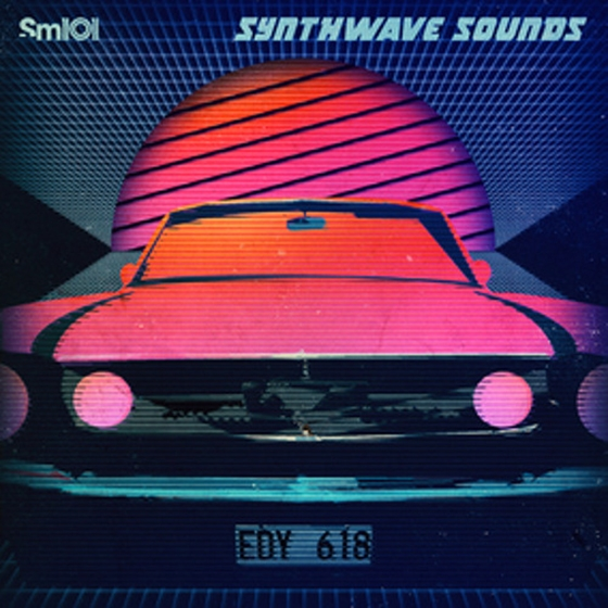 SM101 Synthwave Sounds MiDi SPiRE Presets