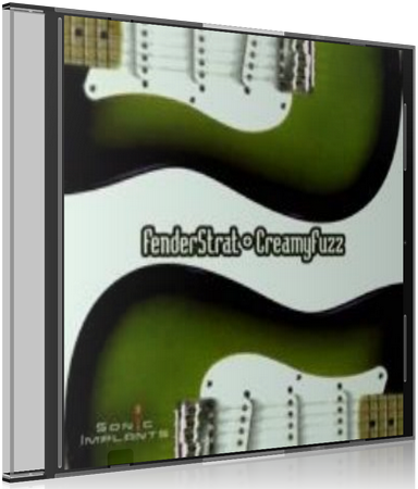 SONICIMPLANTS Fender Strat and Creamy Fuzz Guitars GIGA-DELiRiUM