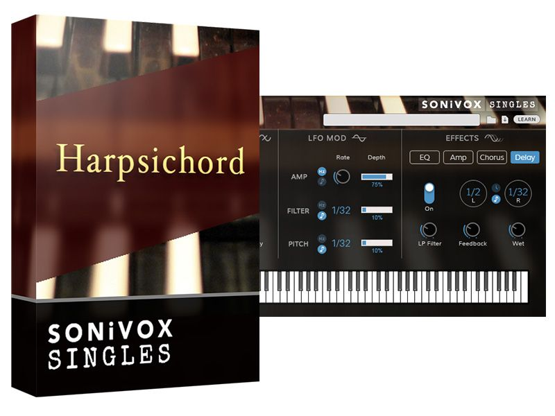 Sonivov singles harpsichord v1 0 r2r for Deep house singles