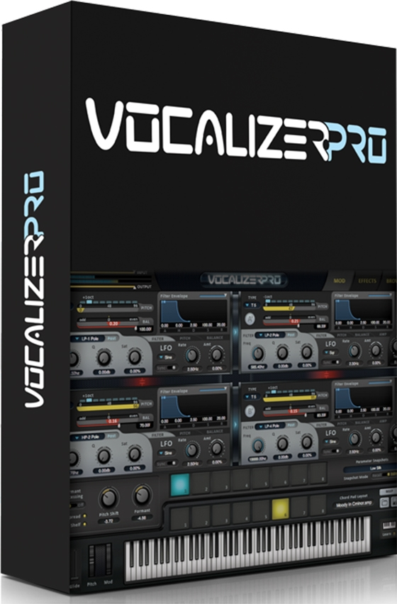 SONiVOX VocalizerPro v1.3 WIN-AudioUTOPiA
