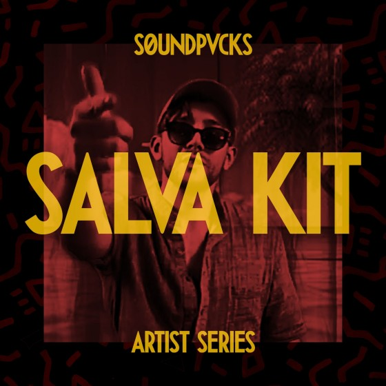 SOUNDPVCKS Salva Kit Artist Series AiFF