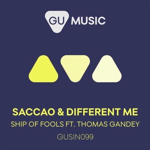 Saccao, Different Me – Ship Of Fools (feat. Thomas Gandey) [190296986161]