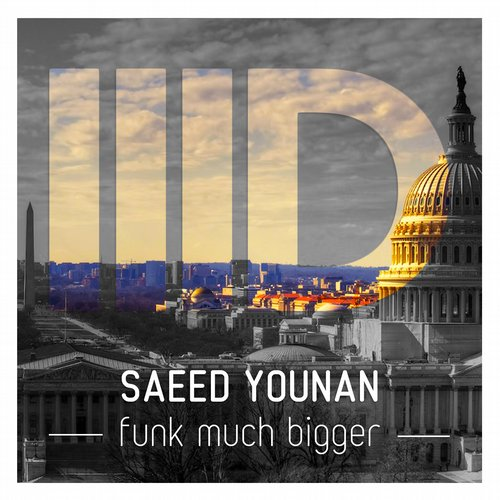 Saeed Younan - Funk Much Bigger [ID091]