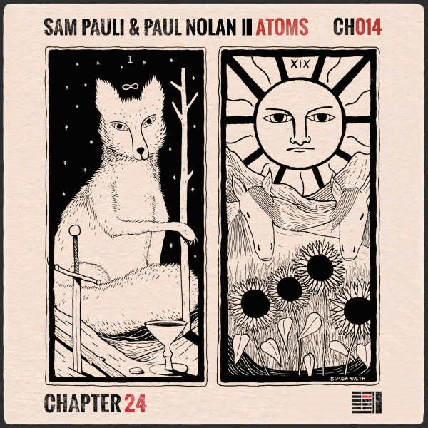 Sam Pauli & Paul Nolan feat. Reiver – Atoms [CH014]