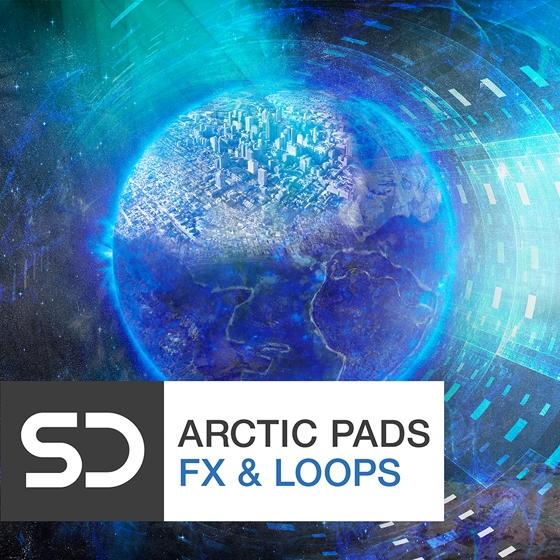 Sample Diggers Arctic Pads Fx and Loops WAV REX
