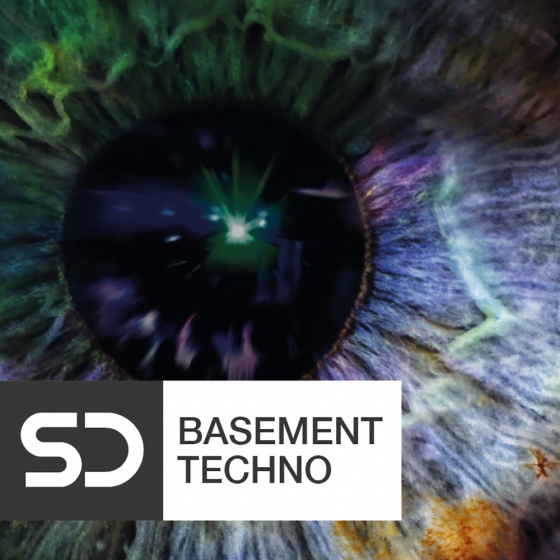 Sample Diggers Basement Techno WAV-AUDIOSTRiKE