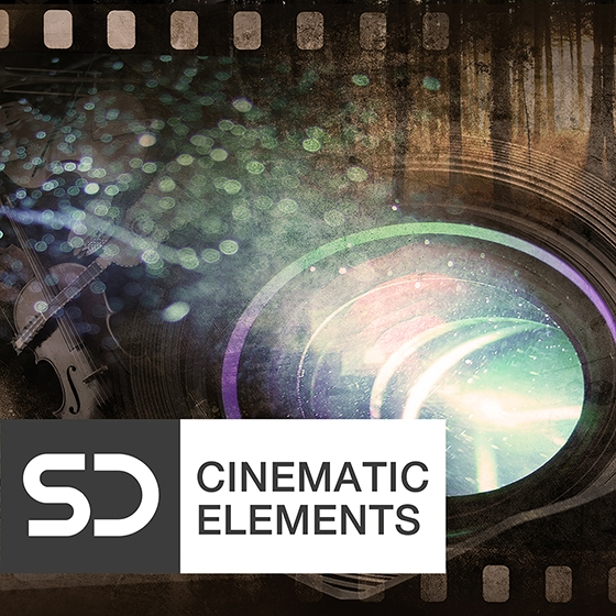 Sample Diggers Cinematic Elements WAV