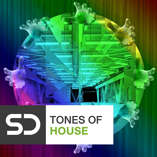 Sample Diggers Tones Of House WAV REX