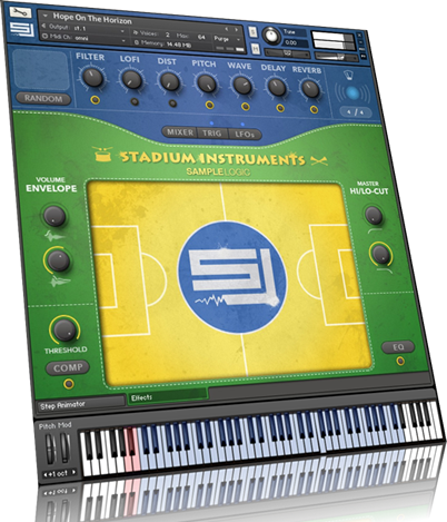Sample Logic Stadium Instruments (KONTAKT)
