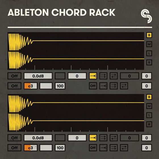Sample Magic Ableton Chord Rack