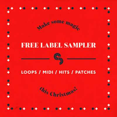Sample Magic Free Christmas Label Sampler ACID WAV