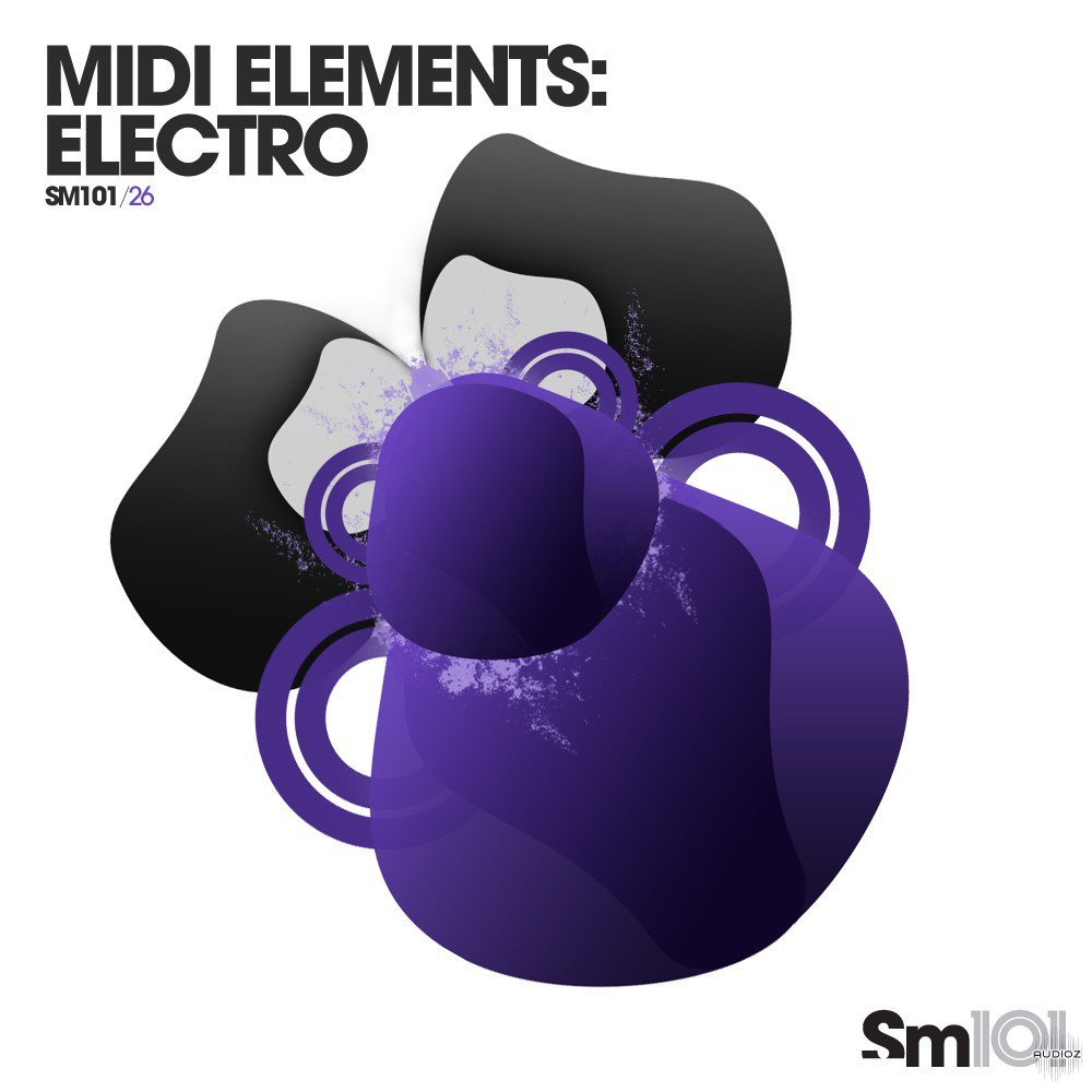 Sample Magic SM101 MIDI Elements Electro MIDI