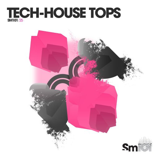 Sample Magic SM101 Tech-House Tops WAV