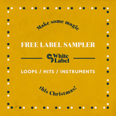 Sample Magic White Label Free Christmas Label Sampler ACID WAV