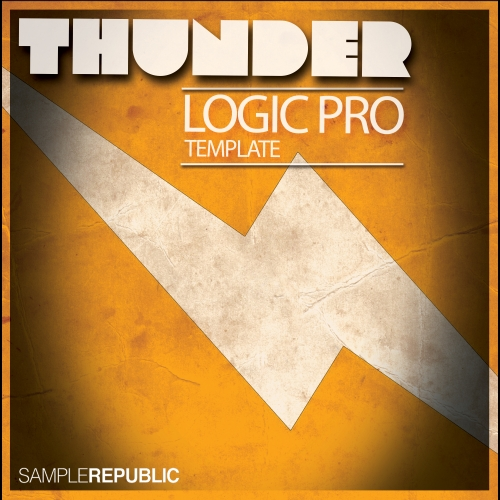 Sample Republic Thunder Logic Pro Template