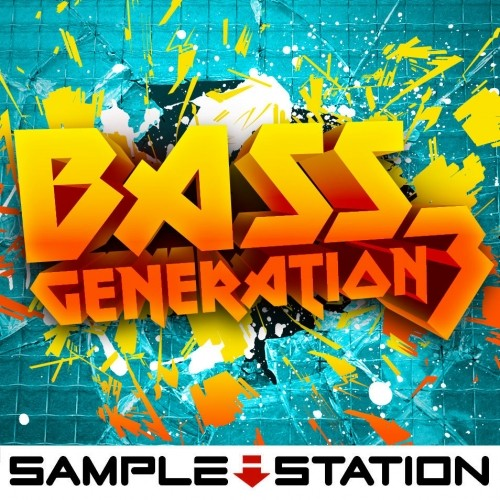 Sample Station Bass Generation Vol.3 ACID WAV-MAGNETRiXX