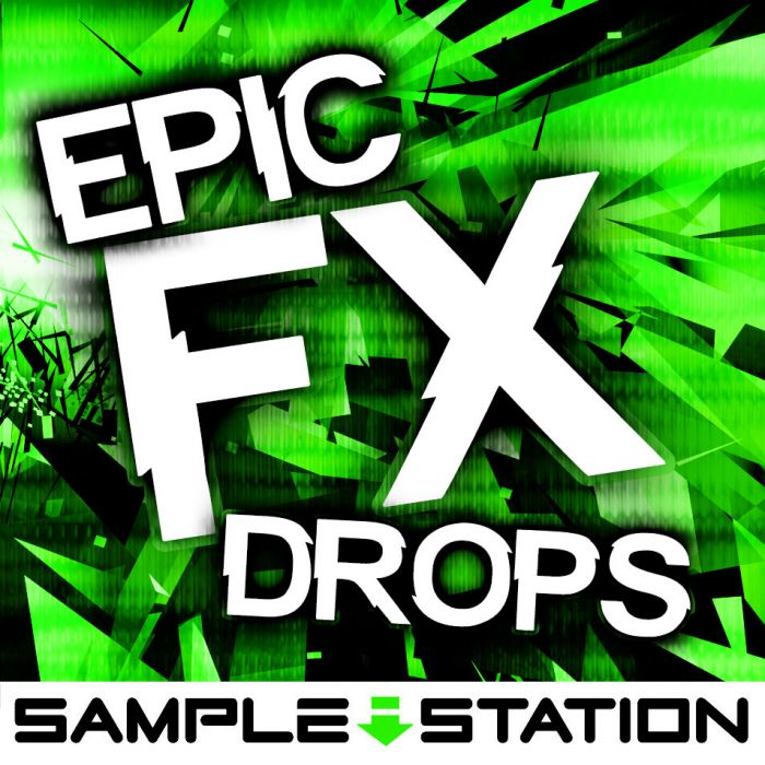 Sample Station Epic FX Drops WAV-MAGNETRiXX