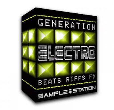 Sample Station Generation Electro Vol.1 ACID WAV