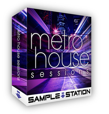 Sample Station Metro House Sessions ACID WAV
