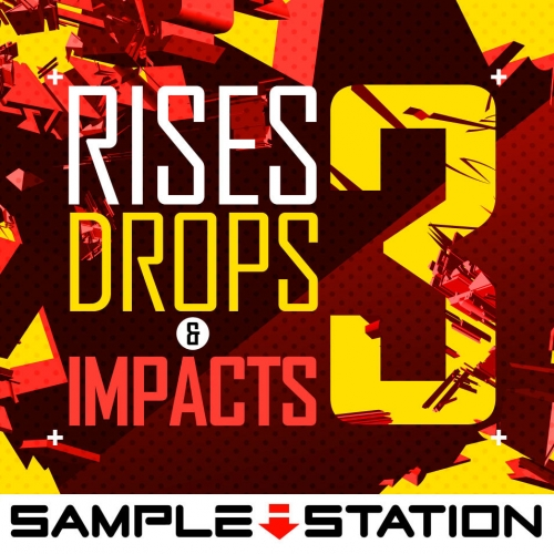 Sample Station Rises Drops and Impacts 3 WAV-MAGNETRiXX
